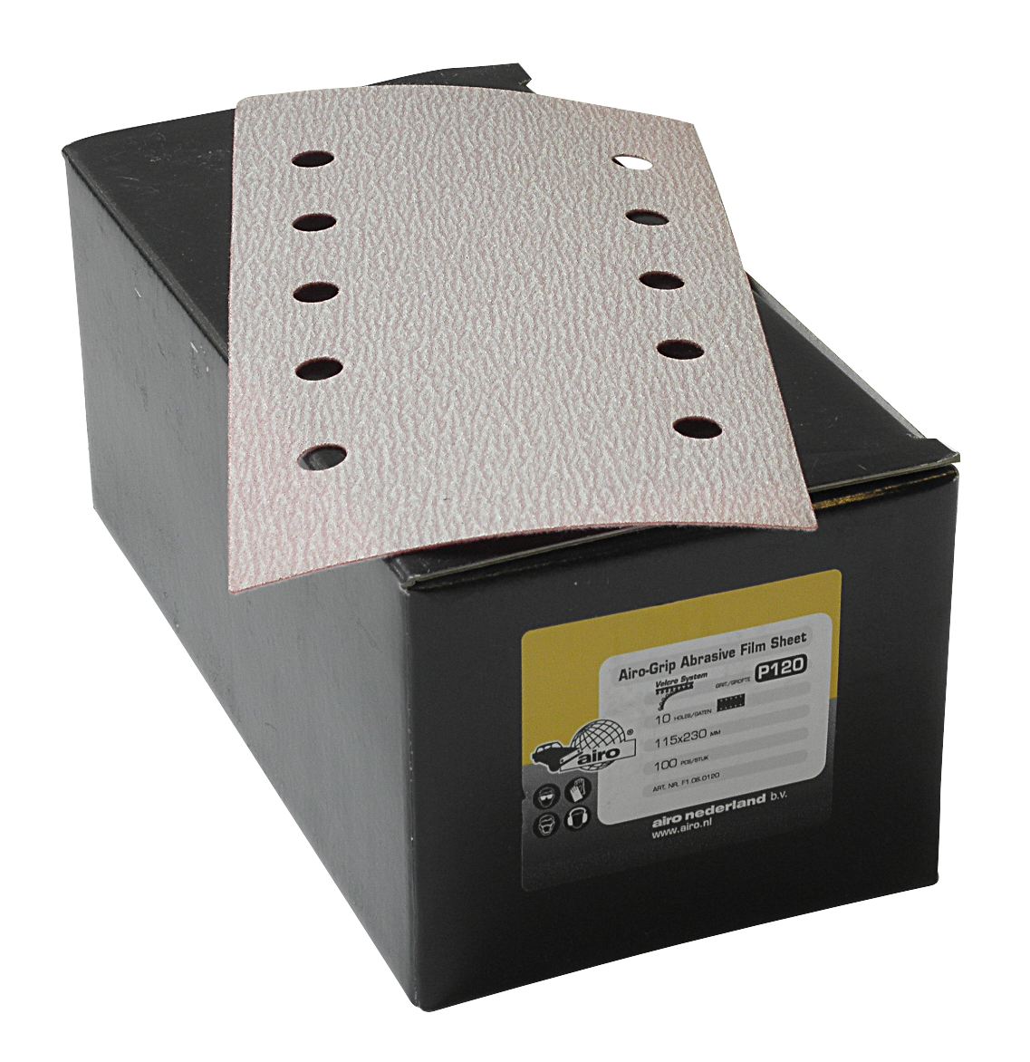 Airo Grip Abrasive Film Sheet