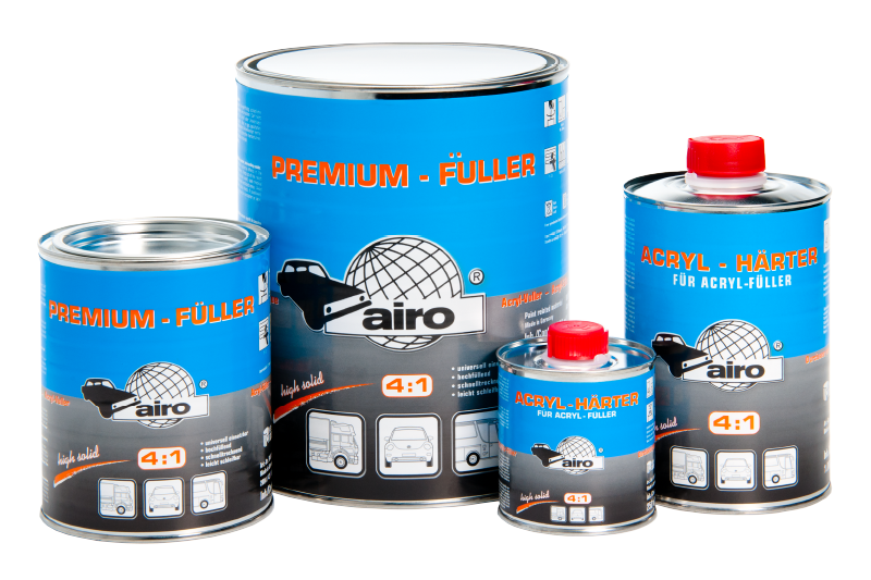 Airo Premium Acryl Vuller