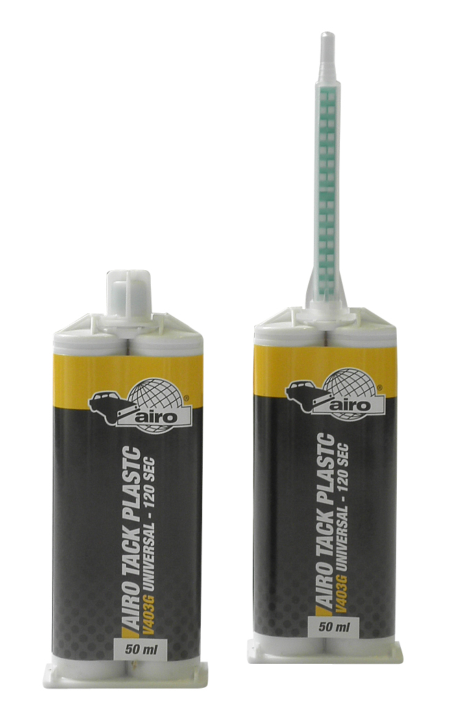 Airo Tack Plastic Universal Kunststofreparatie