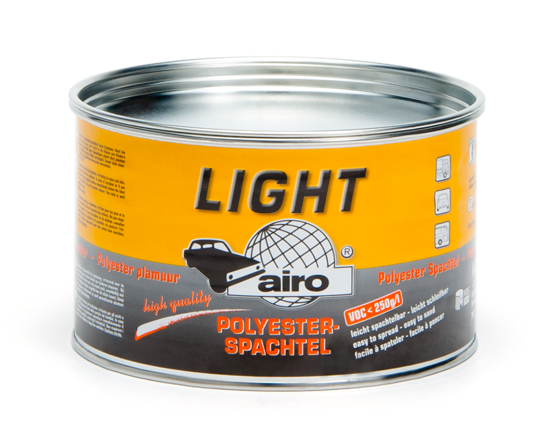 Airo SuperLeigt Spachtel